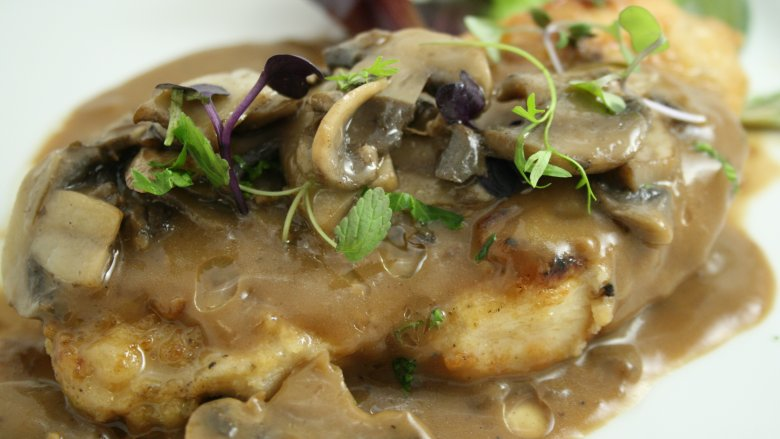 Best copycat olive garden recipes for Olive garden stuffed chicken marsala
