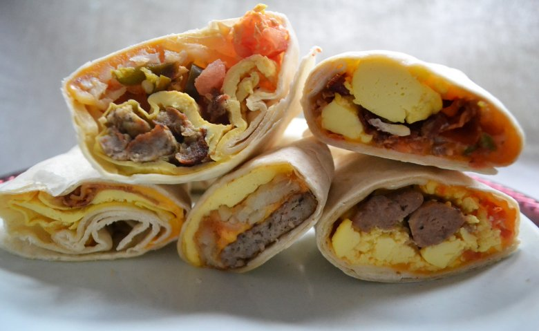 Which Fast Food Has Best Sausage Burrito