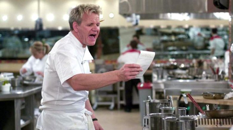 Kitchen Nightmares Bazzini Restaurant
