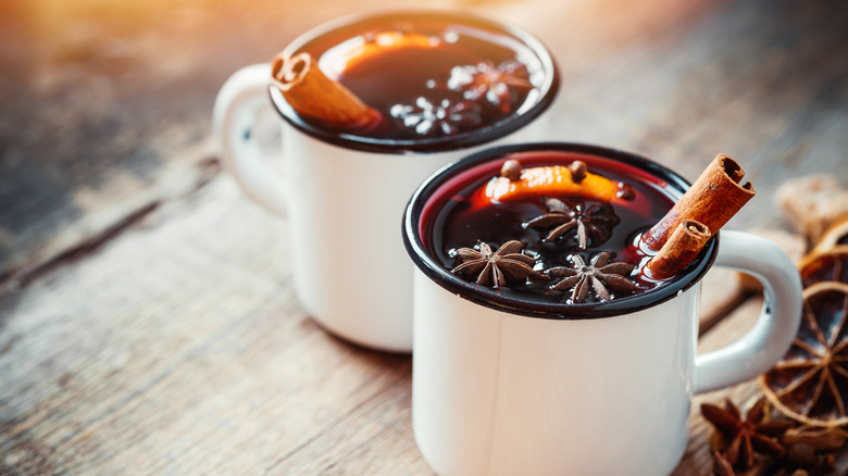 Hot alcoholic drinks to keep you warm all winter