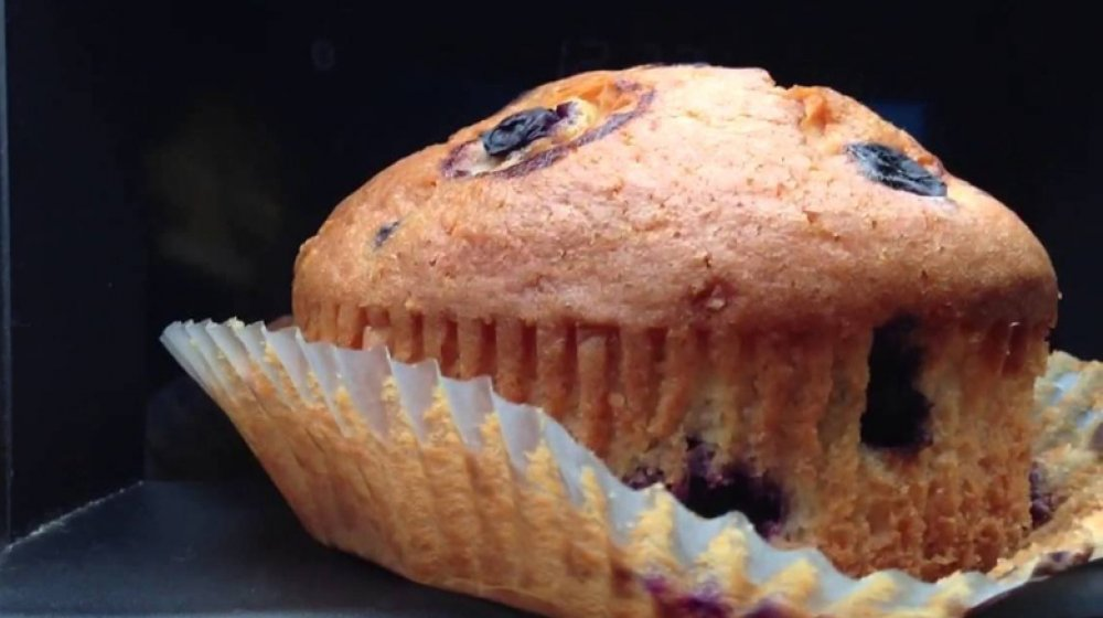 Costco Bakery Blueberry Muffins