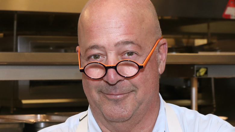 Andrew Zimmern's Trick For Perfectly Frying In Butter