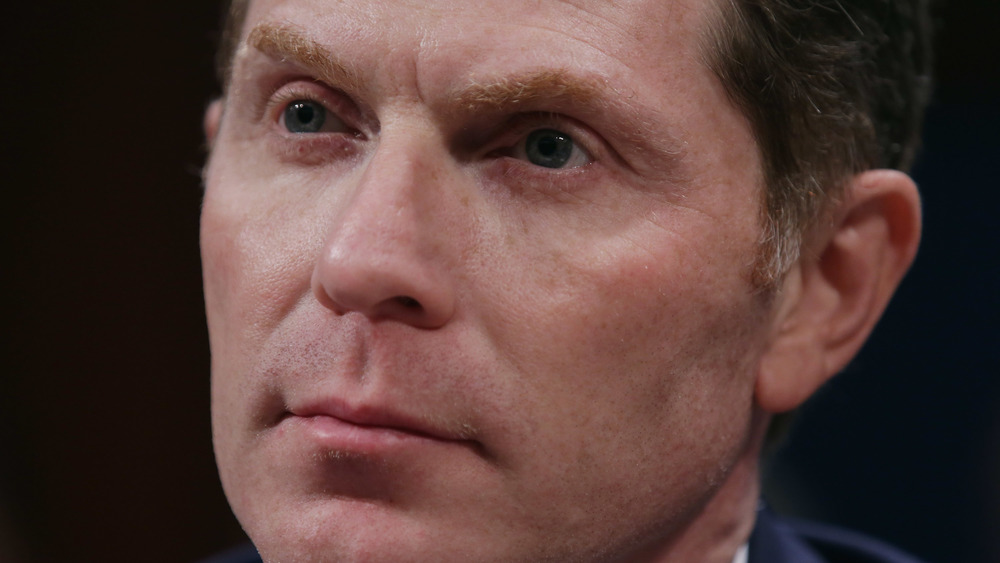 Bobby Flay's face in close-up
