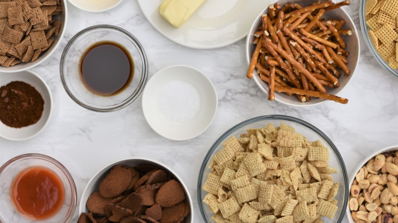 chex ingredients