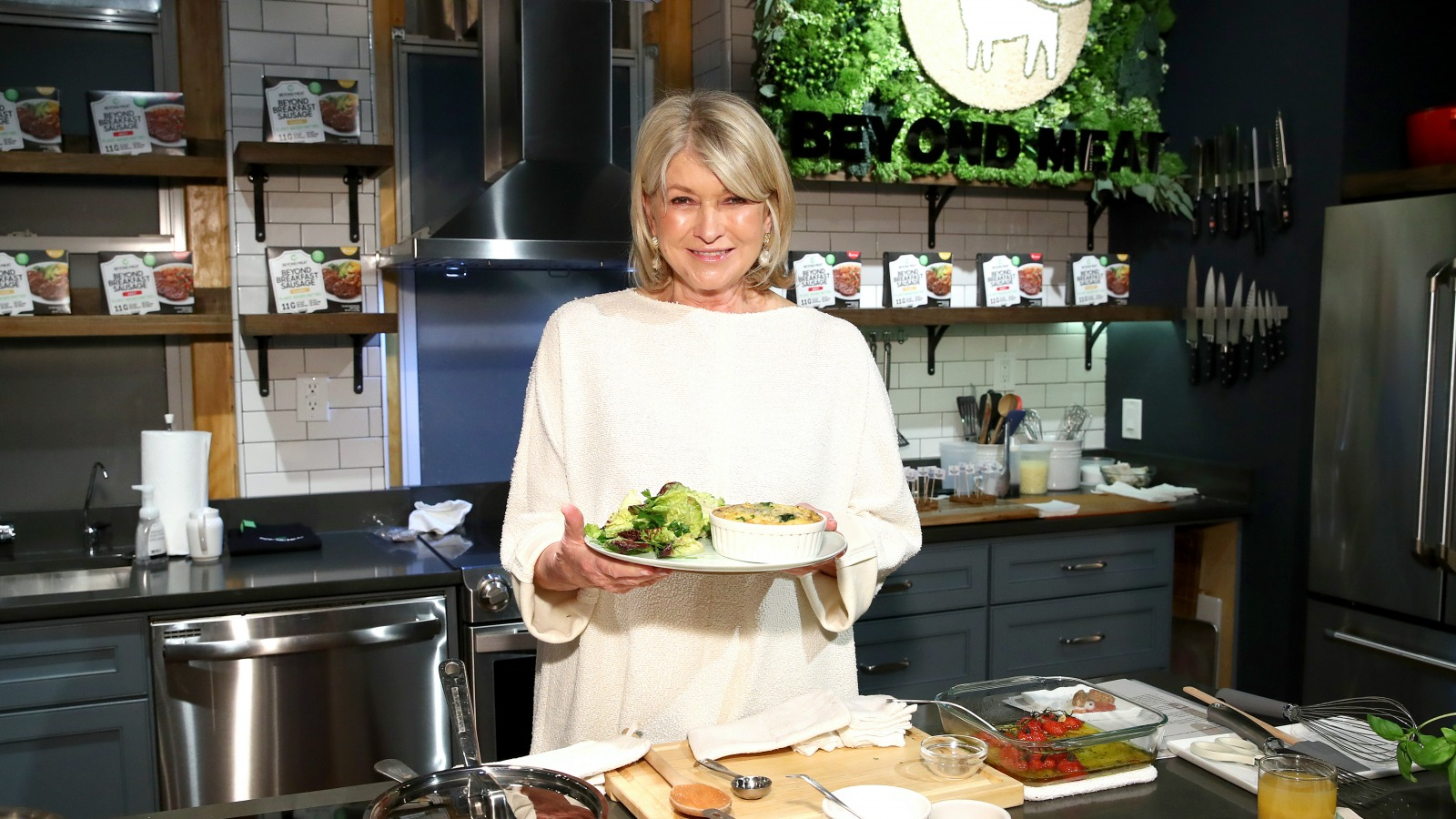 Controversial Things Everyone Just Ignores About Martha Stewart