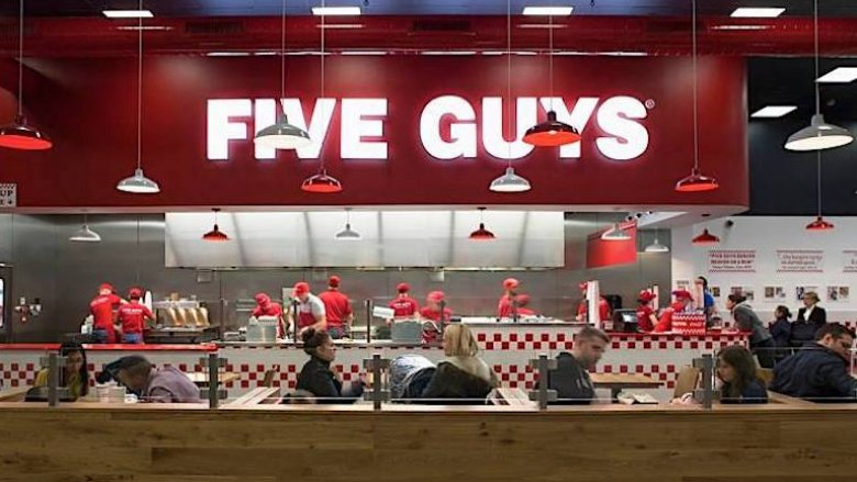 Don T Eat At Five Guys Until You Read This