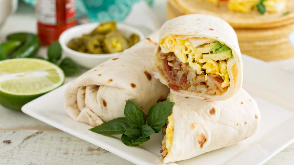 Fast Food Breakfast Burritos Ranked Worst To Best