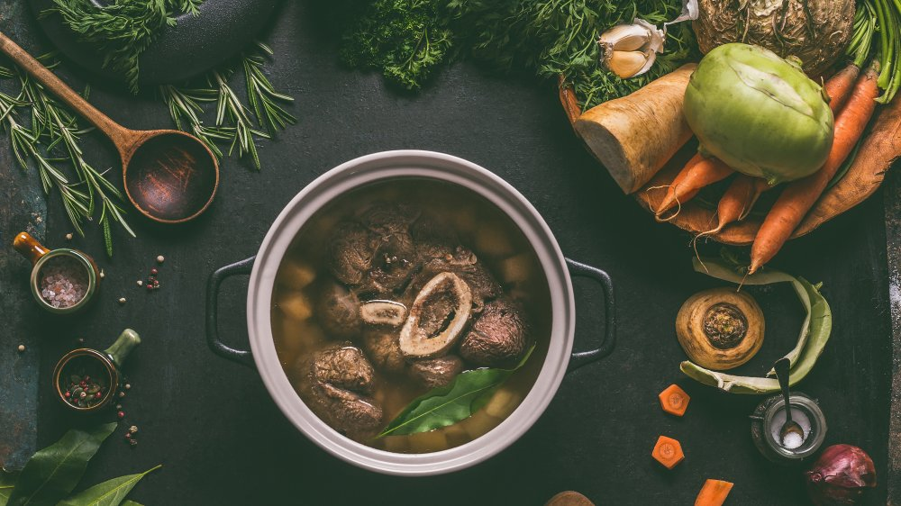 Find out what happens when you drink bone broth every day