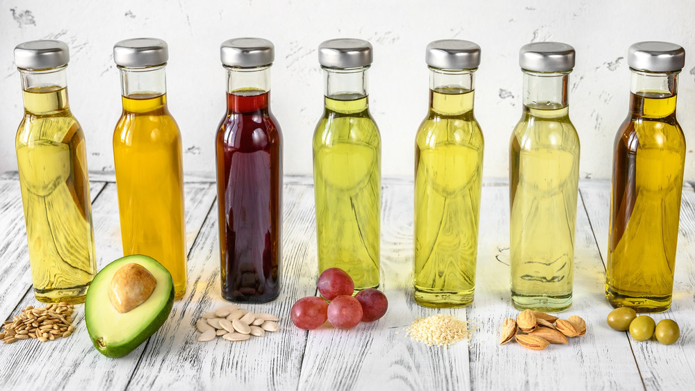 Alternative cooking oils