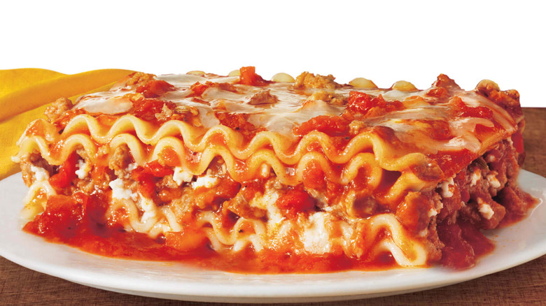 Stouffer's Lasagna with Meat Sauce