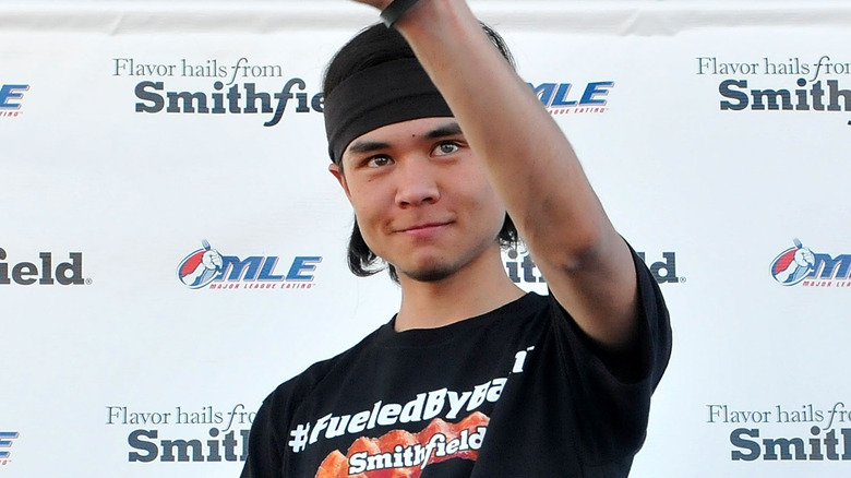 How Matt Stonie Trains For Competitive Eating Contests