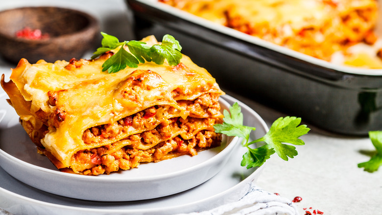 Lasagna Recipes That Will Become Your New Favorite