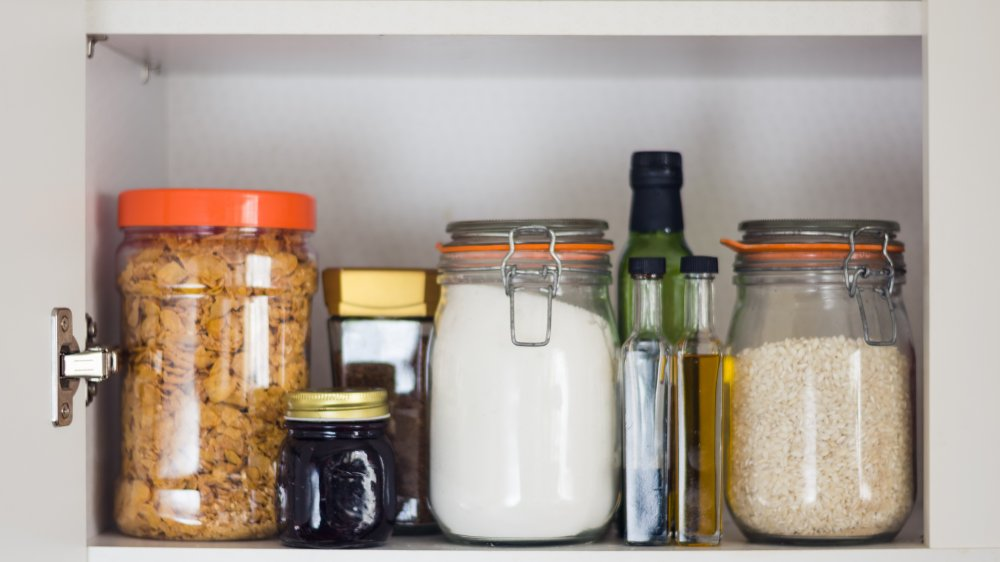 Pantry items not used on Chopped