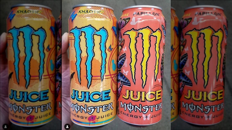 Monster S Newest Flavors Have Everyone Talking