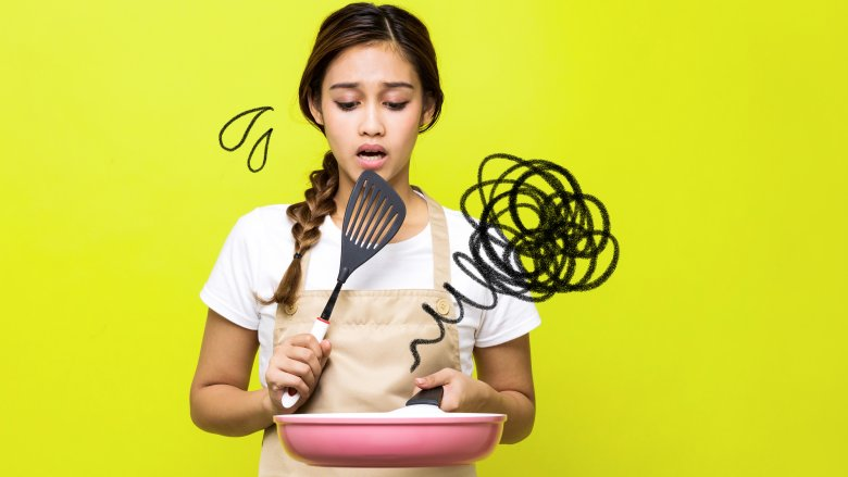 Noob mistakes you're probably making when you cook at home