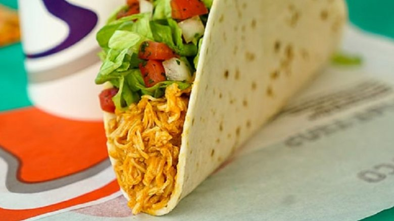Taco Bell foods that are actually pretty healthy