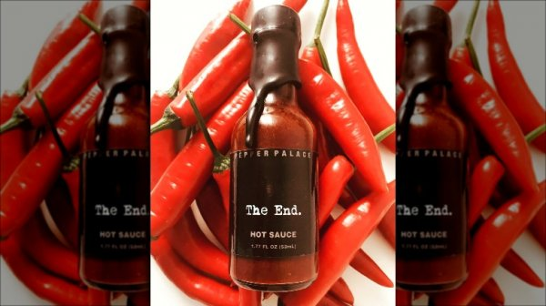 The absolute hottest hot sauces in the world