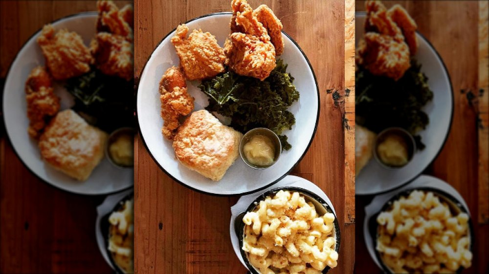 California: South's fried chicken