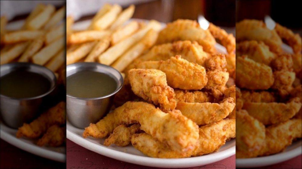New Hampshire: Puritan Backroom's fried chicken