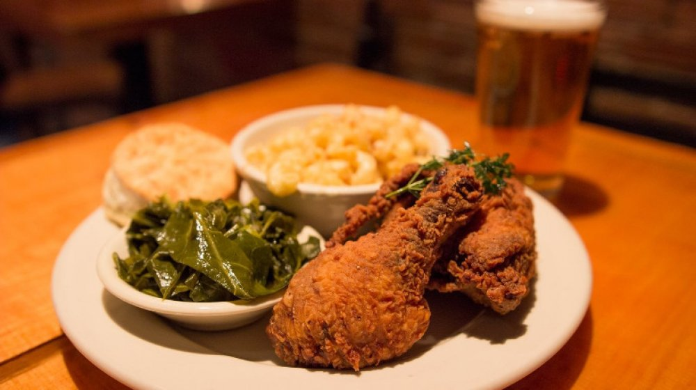 Vermont: Nectar's fried chicken