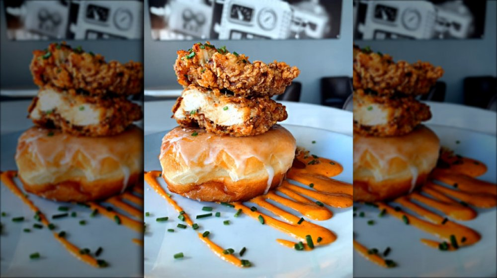 Wisconsin: Bassett Street Brunch Club's fried chicken
