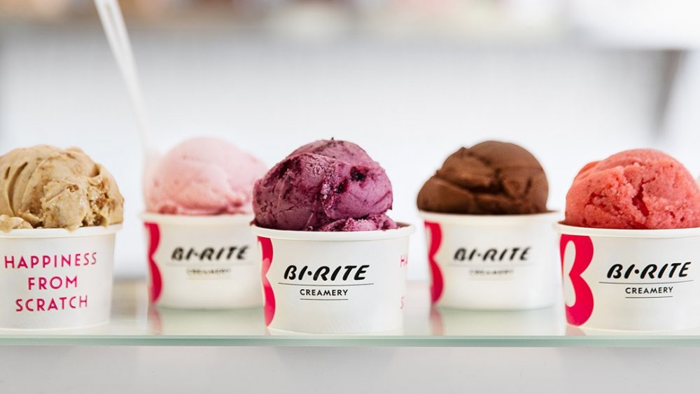 Bi-Rite ice cream scoops
