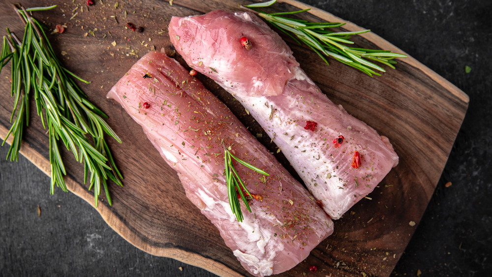 The Gross Ingredient That Could Be Hiding In Your Meat