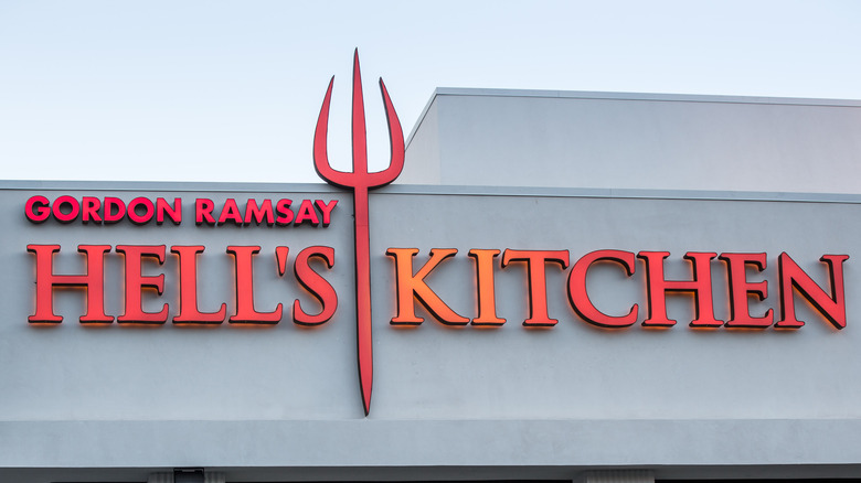The Las Vegas Hell's Kitchen Restaurant Is More Affordable Than You Might Think