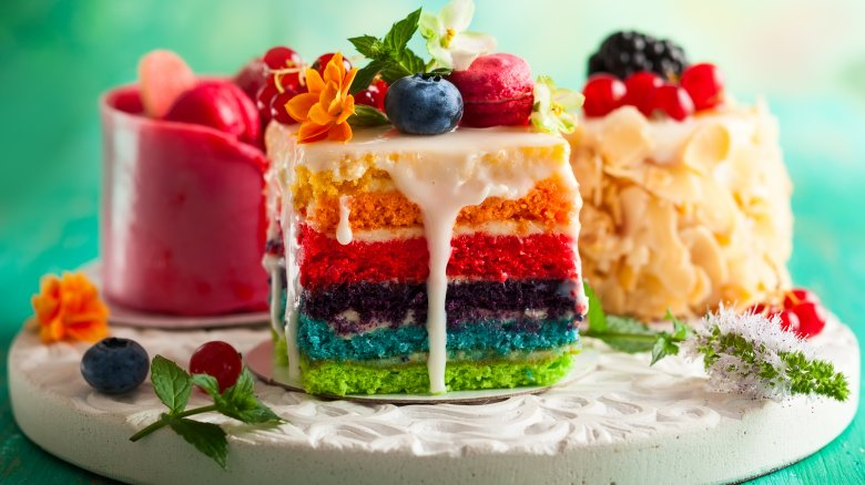 The most popular cake the year you were born