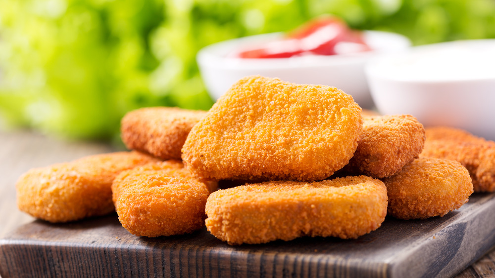 The New McNugget From McDonald U0026 39 S UK Tastes Like Curry