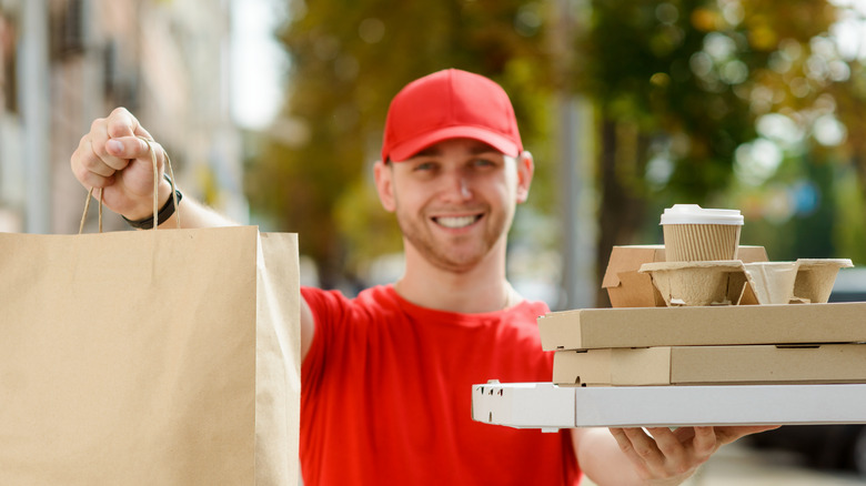 The number one reason you should never order food delivery again