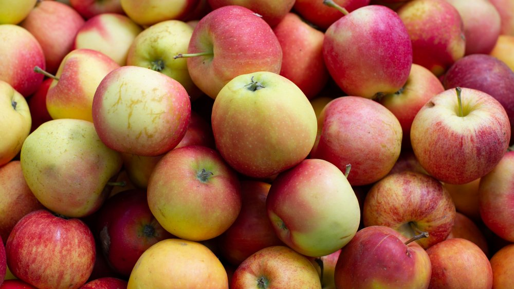The real reason apples don't taste as good anymore