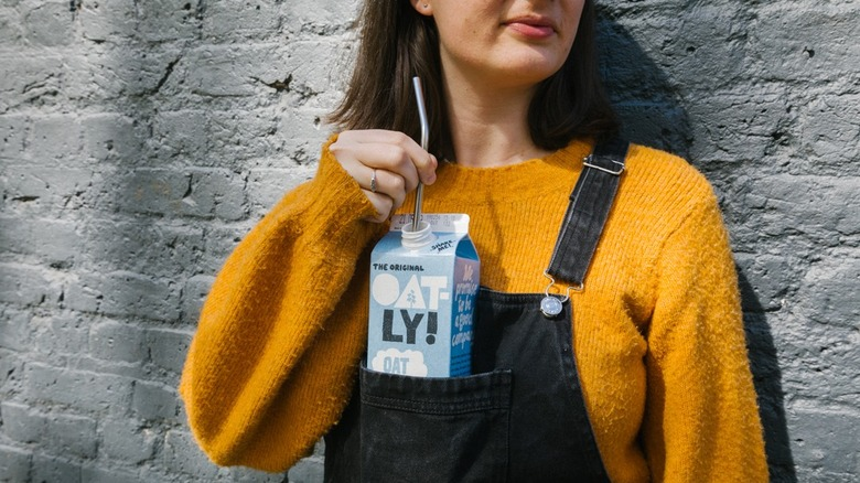 The Real Reason Oatly Fans Are Boycotting the Oat Milk Company