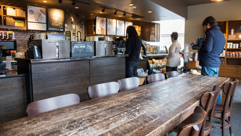 The Real Reason Starbucks Is Closing Stores - Training table restaurant closing