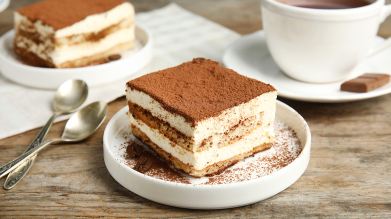 The Real Reason Tiramisu Can Be So Expensive
