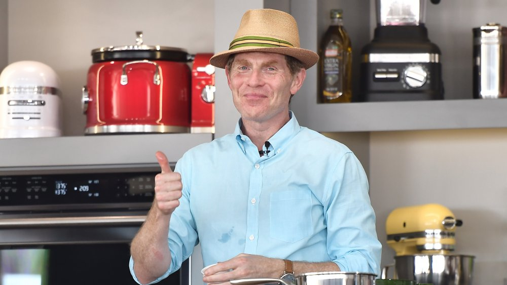 The secret ingredient Bobby Flay uses to improve his dishes