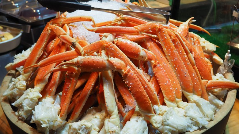 All You Can Eat Crab Legs At Casino Arizona