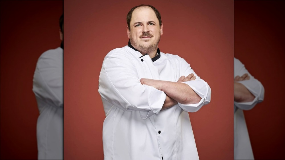 The truth about Drew Tingley from Hell's Kitchen season 19