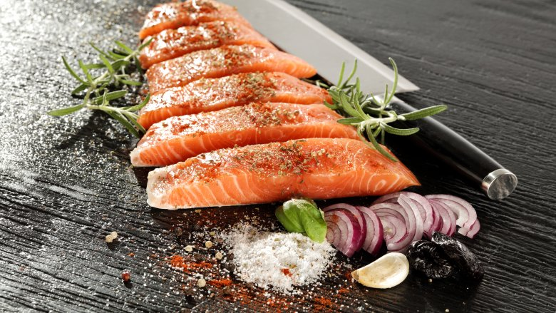 The Truth About Farmed Salmon Vs. Wild Salmon - Mashed
