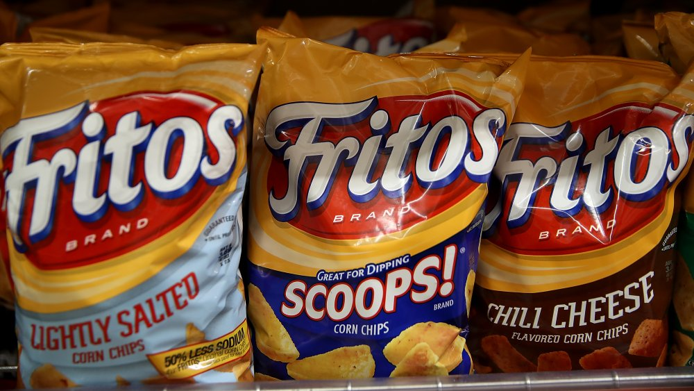 Flavors of Fritos