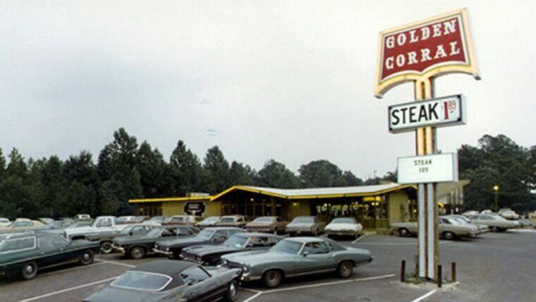 Original Golden Corral/new updated Golden Corral Fayetteville, NC