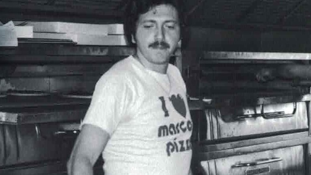 Pasquale Giammarco of Marco's Pizza