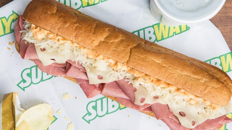 What You Should Never Order at Chain Sandwich Shops