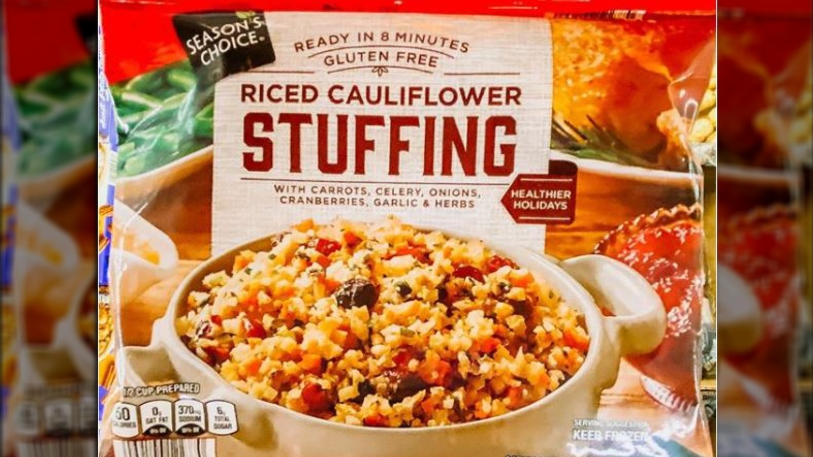 This Healthy Aldi Thanksgiving Side Has Fans Confused