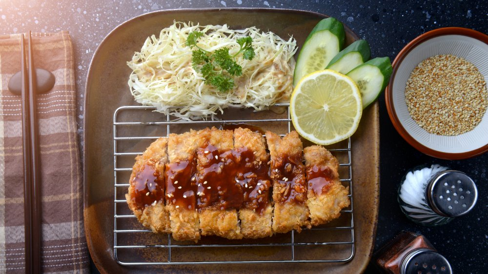 This is how you make Japanese katsu at home