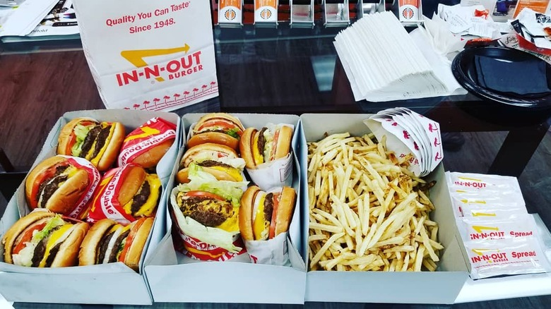 In-N-Out assortment