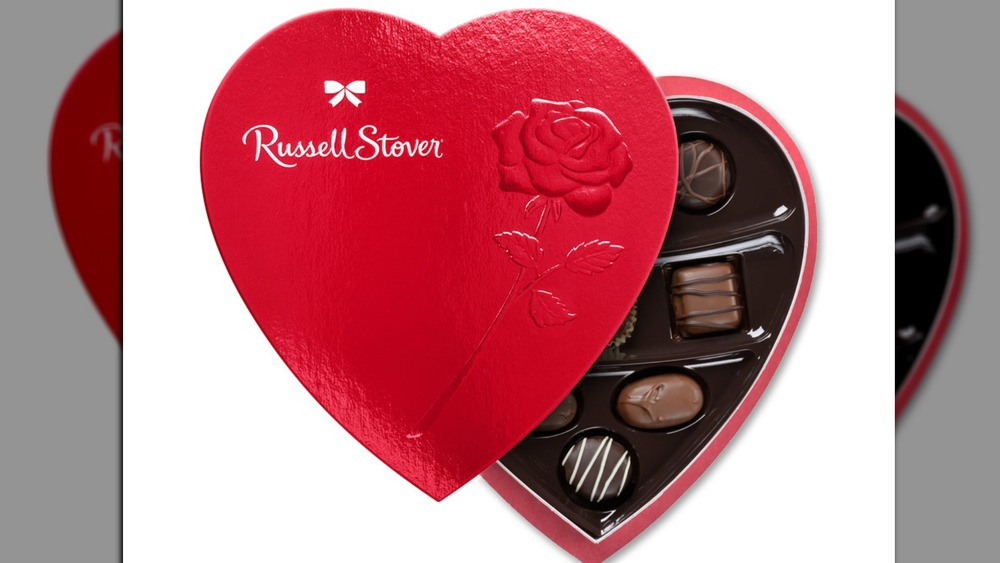 Russell Stover Valentine's day
