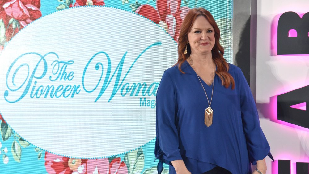 Ree Drummond went to law school