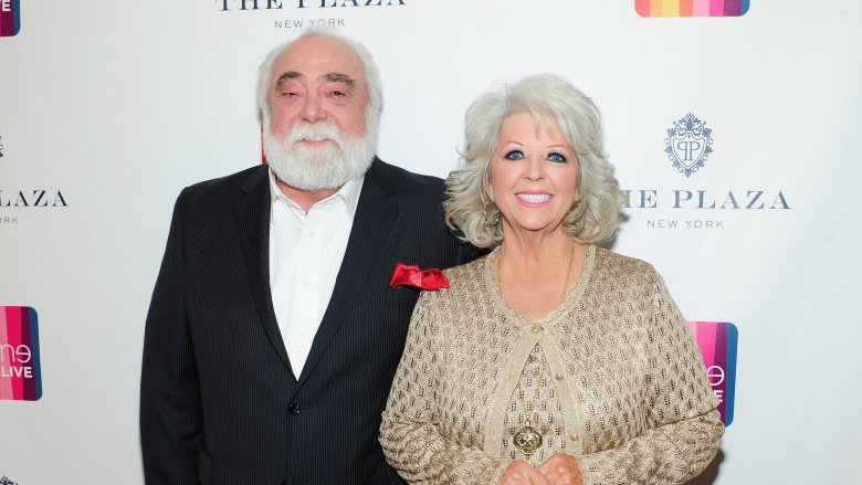 Paula Deen and Michael Groover