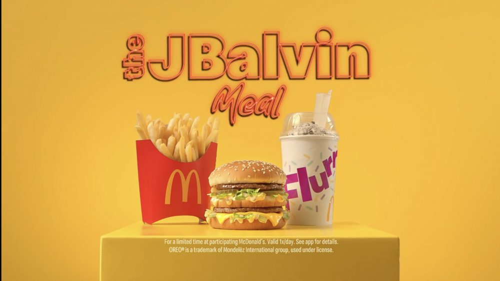What To Know About Mcdonald S Newest Celebrity Meal